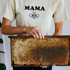 Mama Bee Tee ONLY SIZE S LEFT