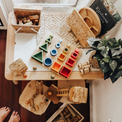 Nesting and Stacking Board