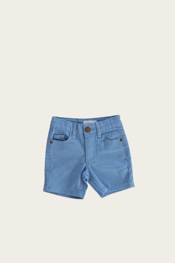 Noah Shorts in Ocean by Jamie Kay