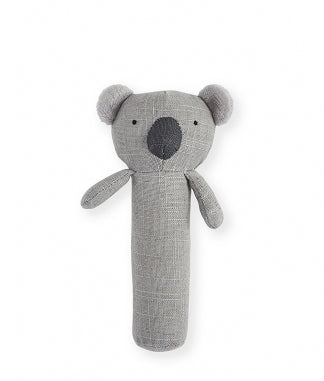 Koala Baby Rattle - Little Cherished Co.