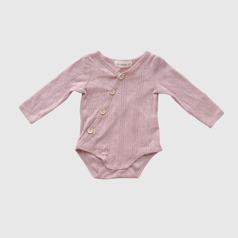 Two Darlings Rose Bodysuit- Little Cherished Co.