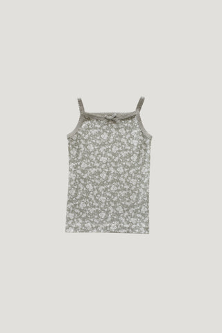 Sadie Floral Singlet by Jamie Kay- Little Cherished Co.