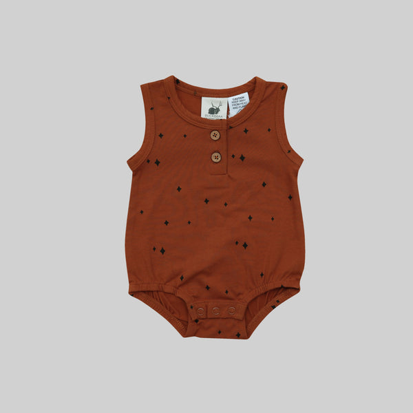 Starburst Bubble Suit by Buck and Baa- Little Cherished Co.