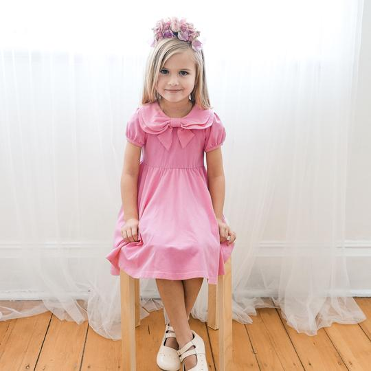 Sweet Pea Bow Dress