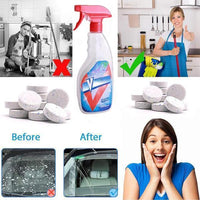2018 Multifunctional Effervescent Spray Cleaner Set Home