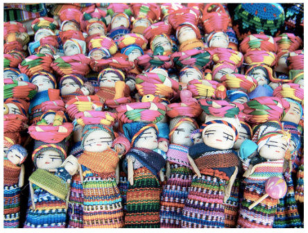 Worry Dolls at Hammock Heaven Shop