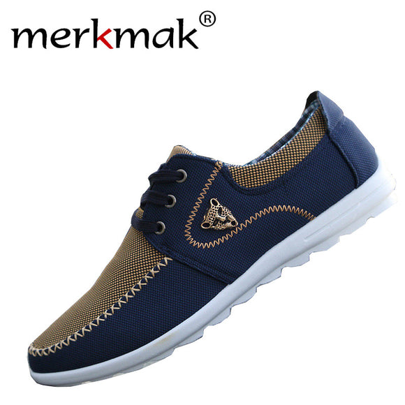 Drop Shipping Men Casual Shoes Big Size 39-46 Canvas Shoes for Men Driving Shoes Soft Comfortatble Man Footwear