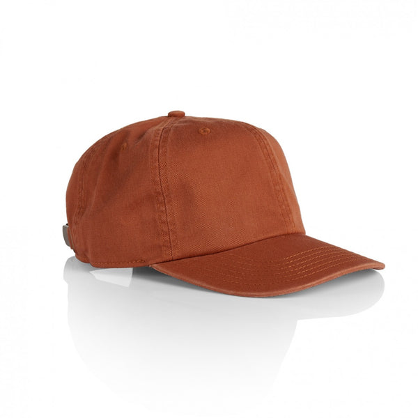 James cap, printed or plain from $20 each