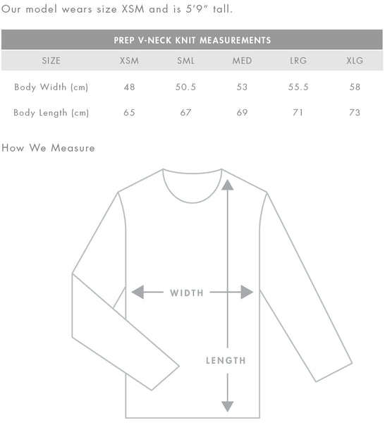 Ladies V-neck knit, embroidered or blank, from $55 each