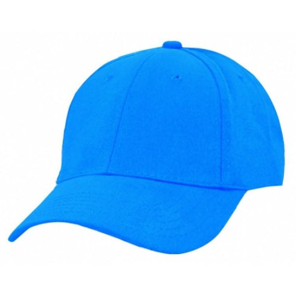Heavy brushed cotton cap, printed, in quantities of 5,10,20,50,100, from $20 each