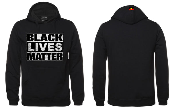 Black Lives Matter hoodies - Men's $35 each, AfterPay and Zip available