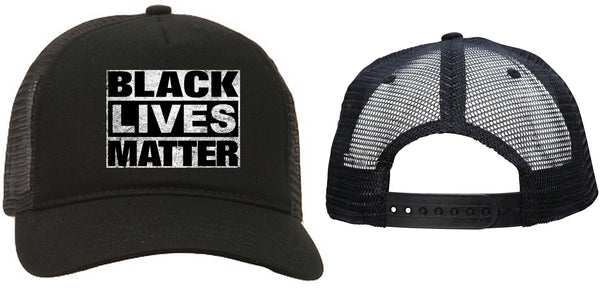 Black Lives Matter trucker cap, $20 each, AfterPay and Zip available
