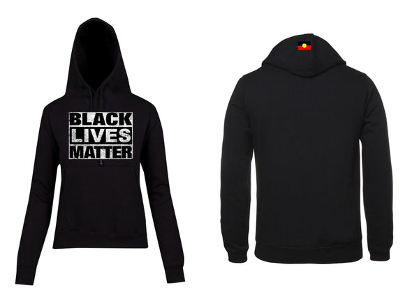 Black Lives Matter hoodies - children and youth $35 each, , AfterPay and Zip available