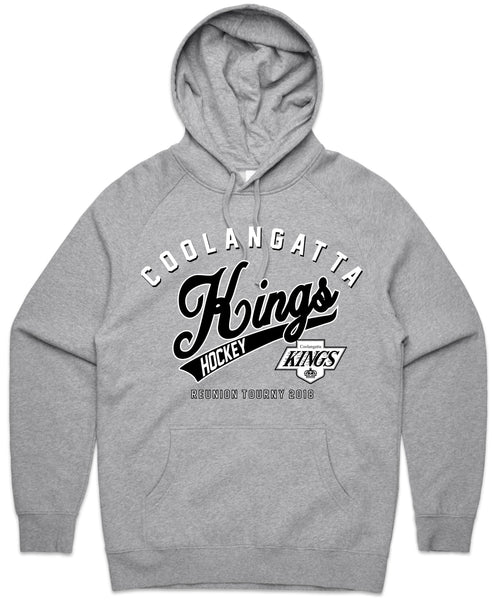 Coolangatta Kings Reunion Hoodie - Men's and women's