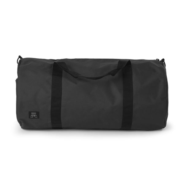 Duffle bag, various colours, plain or printed, from $46 each