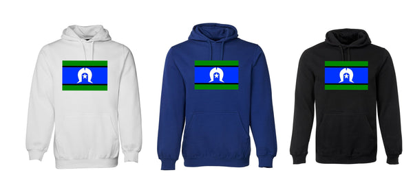 Torres Strait Islander hoodies - Men's and women's, various colours $35 each, AfterPay and Zip available
