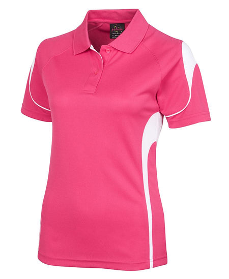 Ladies cambridge polo,  screenprinted or embroidered, various colours, in quantities of 10, 20, 50, from $31 each