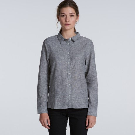 Ladies felix shirt, embroidered, in quantities of 5 or 10, from $45 each