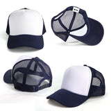 Trucker cap printed with your logo or design $15 each (min order of 20)