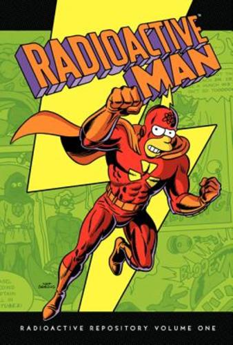 Radioactive Man: Radioactive Repository, Volume One (Hardcover), 9780062089922