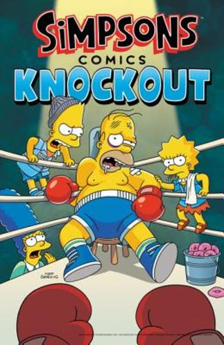 Simpsons Comics Knockout (Paperback), 9780062568915