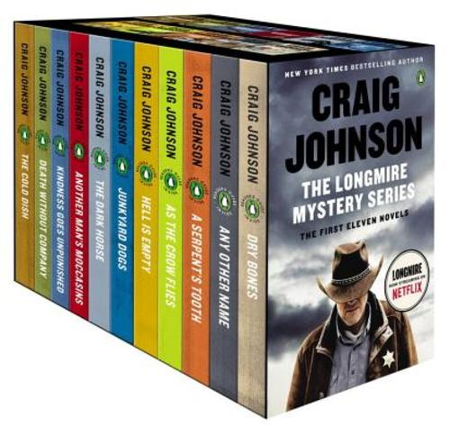 The Longmire Mystery Series Boxed Set Volumes 1-11: The First Eleven Novels (Paperback), 9780143129608