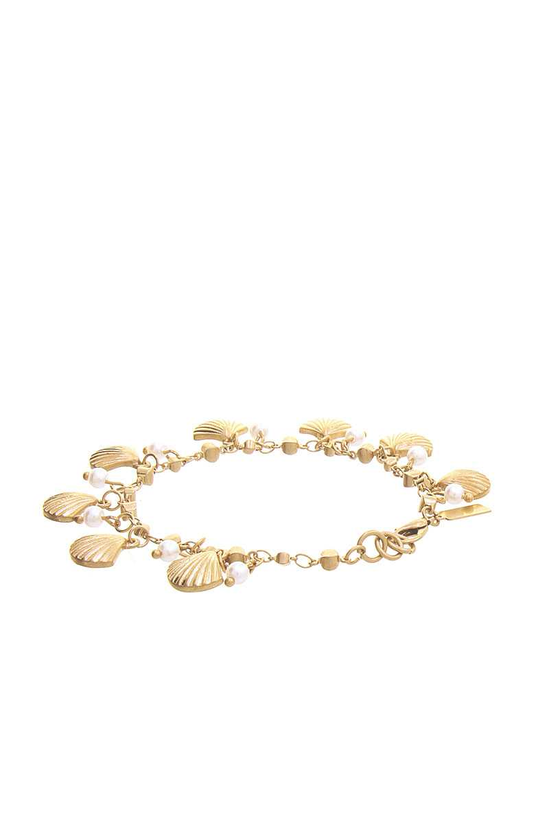 Sea Shell Dangle Bracelet