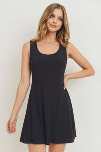Slim Fit Mini Dress