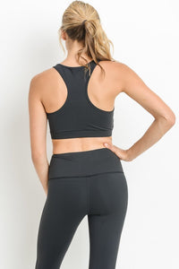 Stargazer Racer Back Sports Bra