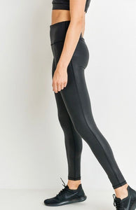 Foil Highwaist Legging