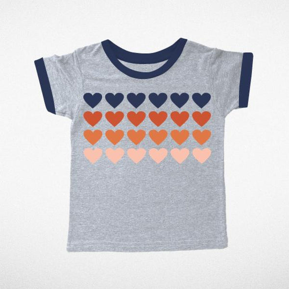 HEART STACK TEE