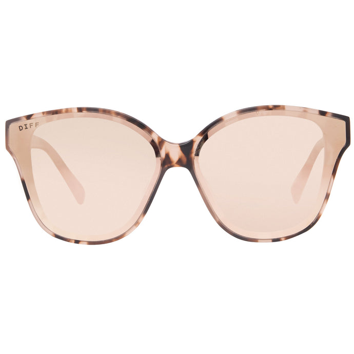 PIPER - HIMALAYAN TORTOISE + TAUPE FLASH MIRROR POLARIZED LENS