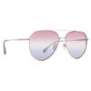 DASH - SILVER + TRIPLE GRADIENT POLARIZED LENS