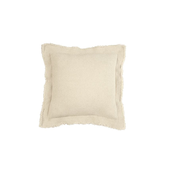 NATURAL FLANGE PILLOW