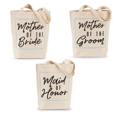 WEDDING TOTE BAGS