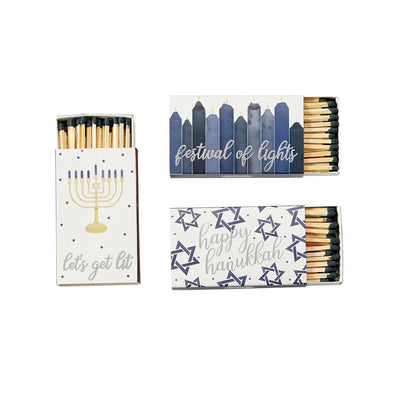 HOLIDAY BOXED MATCHES