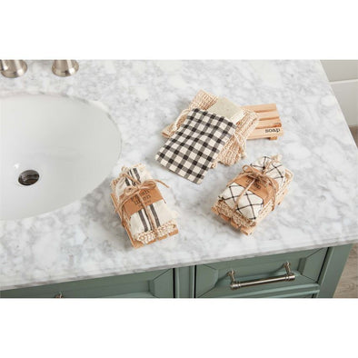 SOAP, DISH & CLOTH SETS