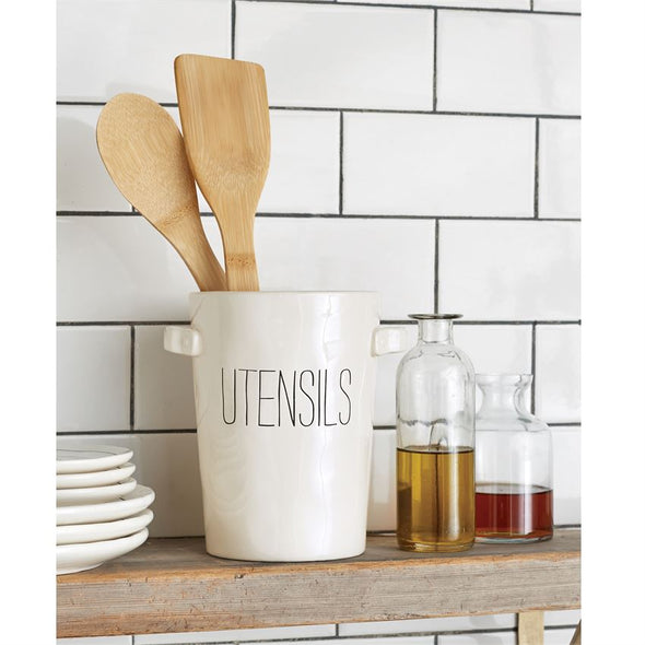 UTENSILS CROCK SET