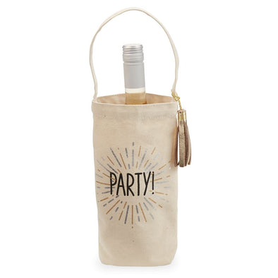 GOLD BOTTLE BAGS
