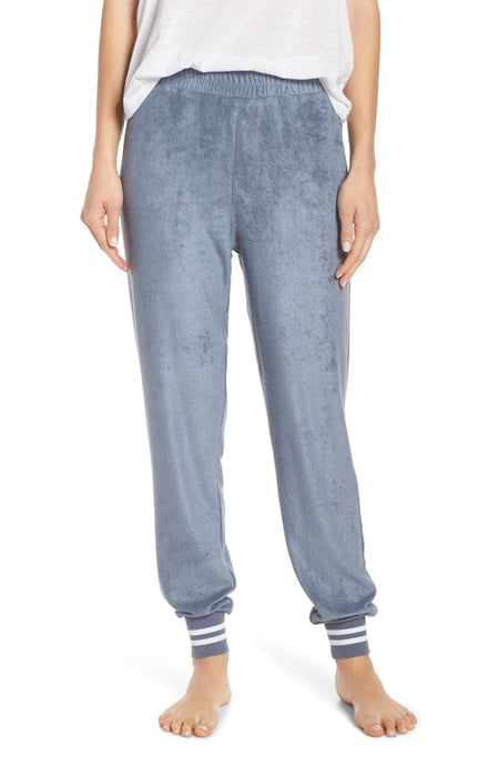 STAYCATION TERRY JOGGER PANTS