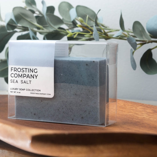 LUXURY SCENTED SOAP-SEA SALT