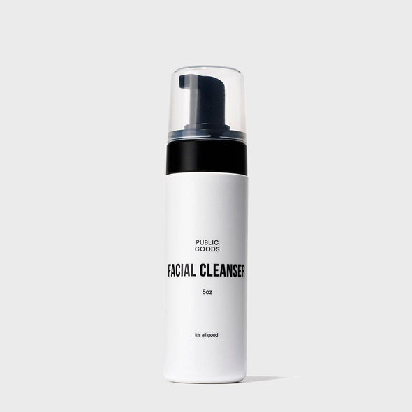 PUBLIC GOODS FACIAL CLEANSER