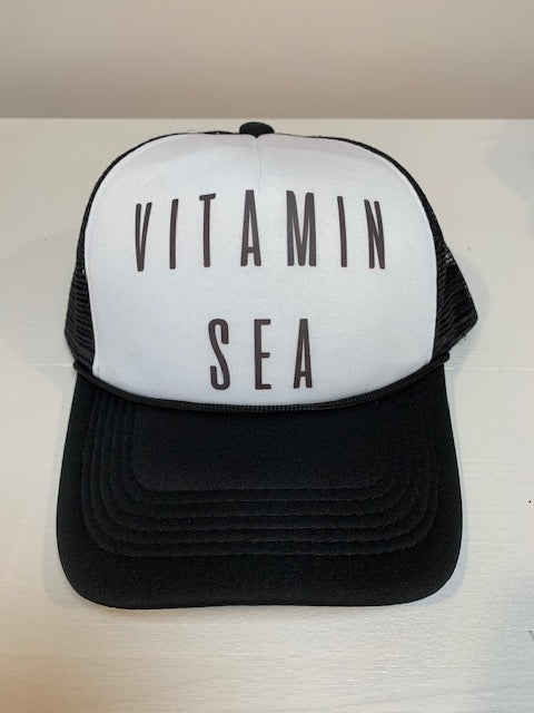 VITAMIN SEA TRUCKER HAT