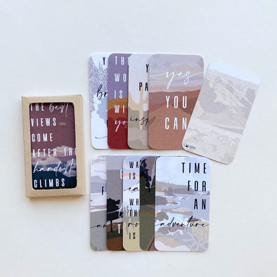 TAKKI PRINTS CARDS-PNW COLLECTION