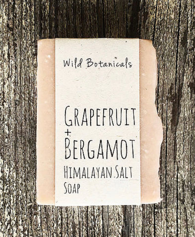 GRAPEFRUIT BERGAMOT SOAP