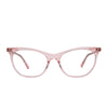 JADE ROSE CRYSTAL + BLUE LIGHT TECHNOLOGY CLEAR LENS