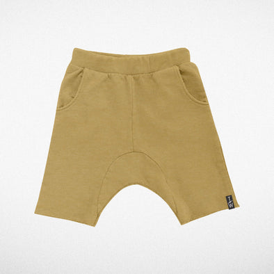 COZY TIME SHORTS - SAND
