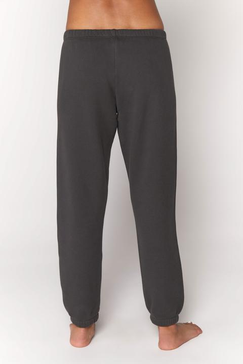 PERFECT TERRY SWEATPANT-VINTAGE BLACK