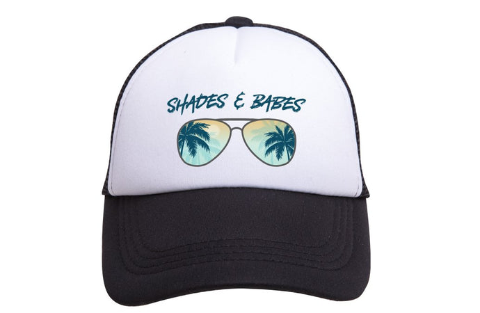 SHADES AND BABES TRUCKER - TODDLER