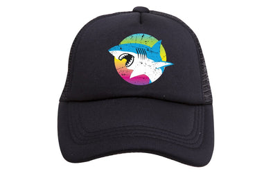 NEON SHARK YOUTH TRUCKER